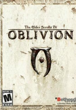 The Elder Scrolls: Oblivion (2007) [FULLRip][RUS][RUSSOUND]