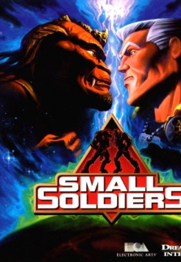 [PSX-PSP] Small Soldiers [FULL] [RUS]