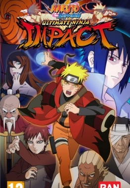 NARUTO SHIPPUDEN: Ultimate Ninja Impac Namco Bandai Games+адон