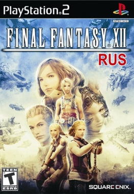 Final Fantasy XII [NTSC] [RUS] [Archive]+патч