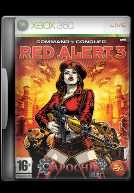 Command & Conquer: Red Alert 3 PAL RUSSOUND