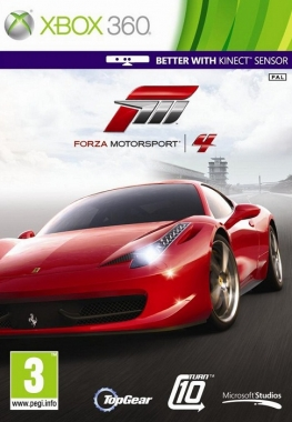 Forza Motorsport 4: November Speed Pack DLC