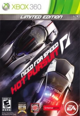 [XBOX360] Need For Speed: Hot Pursuit (Limited Edition) [PAL][RUSSOUND][Dashboard 13599]