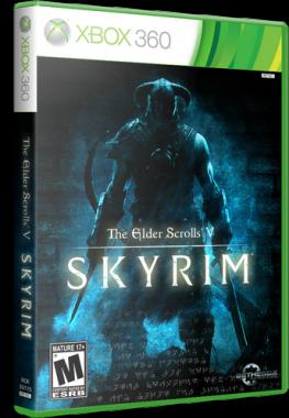 [XBOX360] The Elder Scrolls V: Skyrim [PAL/NTSC][ENG]