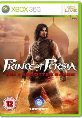 GOD Prince of Persia: The Forgotten Sands Region FreeENG