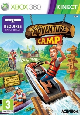Cabela's Adventure Camp (2011) [Kinect] [PAL][NTSC-U][ENG][L]
