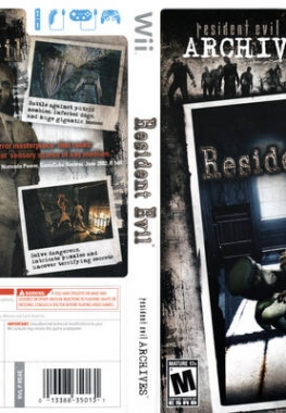 Resident Evil Archives PAL | MULTi5