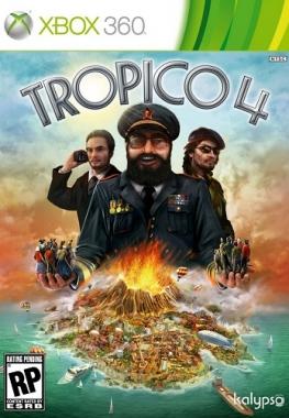 Tropico 4 (2011) [Region Free][RUS][P]