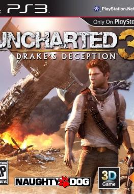 Uncharted 3: Иллюзии Дрейка EURRUSENGMULTi(полностью раб.версия)