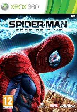 Spider-Man: Edge of Time Region FreeRUS(Язык интерфейса: русский )