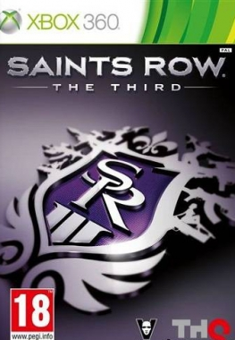Saints Row: The Third Region FreeRUS XGD3 LT+2.0