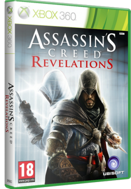 [XBOX360] Assassin's Creed: Revelations [Region Free/ENG](XGD3) (LT+ 2.0)