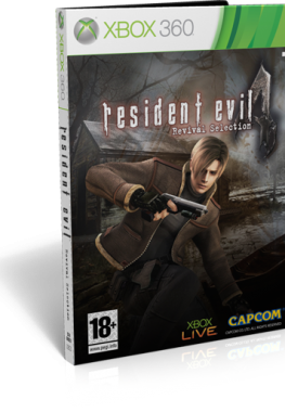 [XBOX 360] Resident Evil: Revival Selection (Resident Evil 4 HD) [PAL][Multi5]