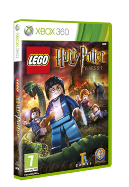 [XBOX360] LEGO Harry Potter: Years 5-7 [Region Free/ENG](XGD3) (LT+ 2.0)