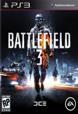 [PS3] Battlefield 3 [Eboot Patch 3.55] [USA/EUR/ENG]