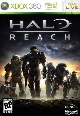 Halo: Reach [Region Free/ENG] [LT+] все патчи