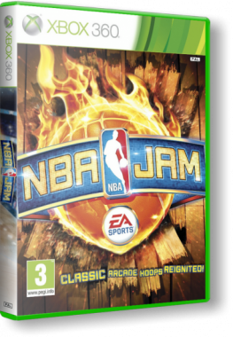 NBA Jam (2010/Xbox360/Eng)