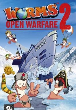 [PSP]Worms Open Warfare 2