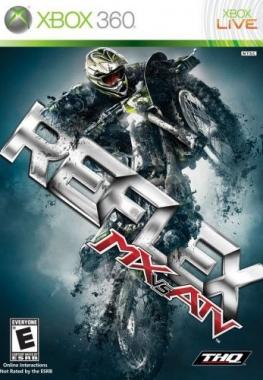 MX vs. ATV: Reflex (2009) [RegionFree] [RUS] [P]