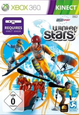 [Kinect] Winter Stars (2011) [Region Free] [ENG]