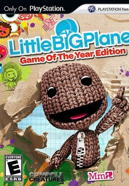 Little Big Planet: GOTY Edition JPNMULTI15RUS