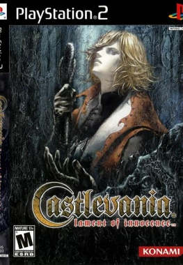 Castlevania : Lament of Innocence (2003) [NTSC][ENG]