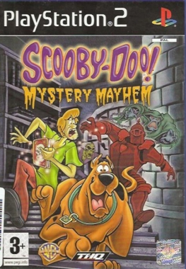 Scooby-Doo! Mystery Mayhem NTSCRUS