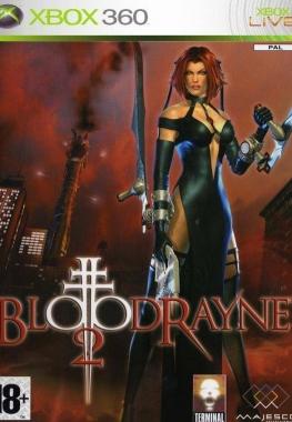 [XBOX360E] Blood Rayne 2 [PAL / RUSSOUND / DVD9]