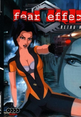 Fear Effect 2 Retro Helix (2001) [NTSC][RUS]