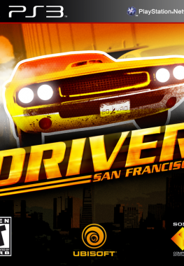 Driver: San Francisco [PAL][RUS][Repack]