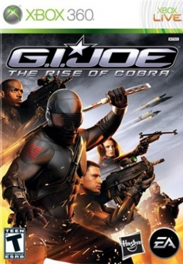 (Xbox 360)Бросок Кобры/ G.I. Joe: The Rise of Cobra [2009, Action, Multi5]