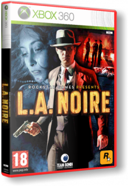 XBOX360 L.A. Noire: The Complete Edition Region FreeENG(DLC на 4-ом диске)