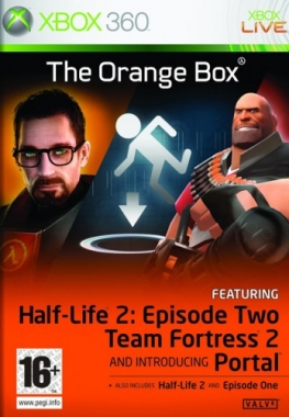 Half-Life 2: The Orange Box (2007/Xbox360/Rus)
