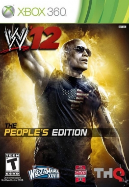 WWE 12 People's Edition [PAL/RUSSOUND] [LT+ v2.0]