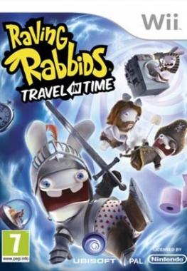 Raving Rabbids: Travel in Time