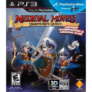 Medieval Moves: Deadmunds Quest [FULL][ENG][PS Move]