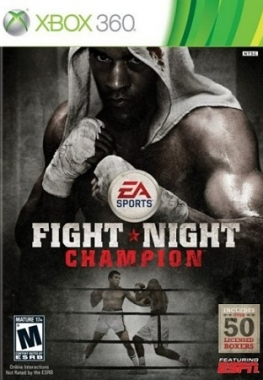 [XBOX360] Fight Night Champion [2011, Fighting][RUS]