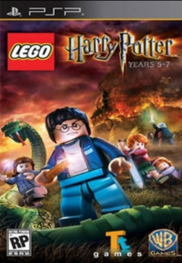 [PSP] LEGO Harry Potter: Years 5-7