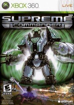 Supreme Commander (2007) [PAL] [RUS] [P] [iXtreme Compatible]