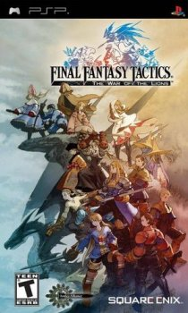 [PSP] Final Fantasy Tactics: The War of The Lions