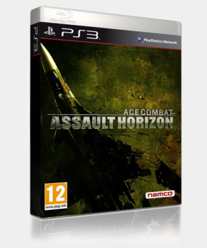 Ace Combat Assault Horizon [FULL] [ENG]