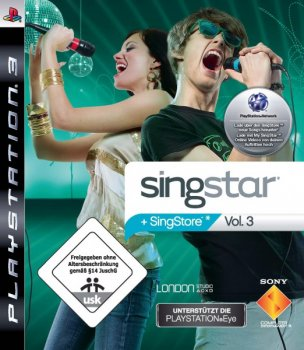 SingStar: Vol 3 [FULL][MULTI5]