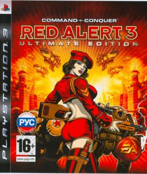 Command & Conquer: Red Alert 3 [FULL] [RUSSOUND]