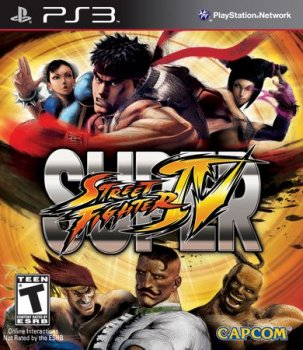 Super Street Fighter IV / 4 [FULL] [ENG]