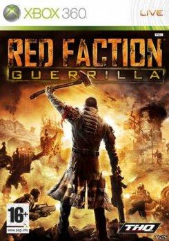 Red Faction: Guerrilla (2009) Xbox360 (полностью русская версия)