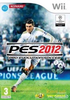 [Wii] Pro Evolution Soccer 2012 [PAL][ENG] (2011)