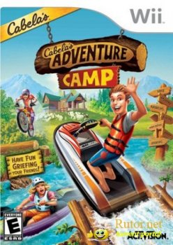 [Wii] Cabela's Adventure Camp [Eng][NTSC-U][2011]