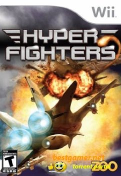 [Wii] Hyper Fighters [ENG][NTSC] (2011)