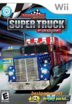 [Wii] Maximum Racing: Super Truck Racer [ENG][NTSC] (2011)