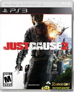 [PS3] Just Cause 2 (2010) [EUR][RUSSOUND]
